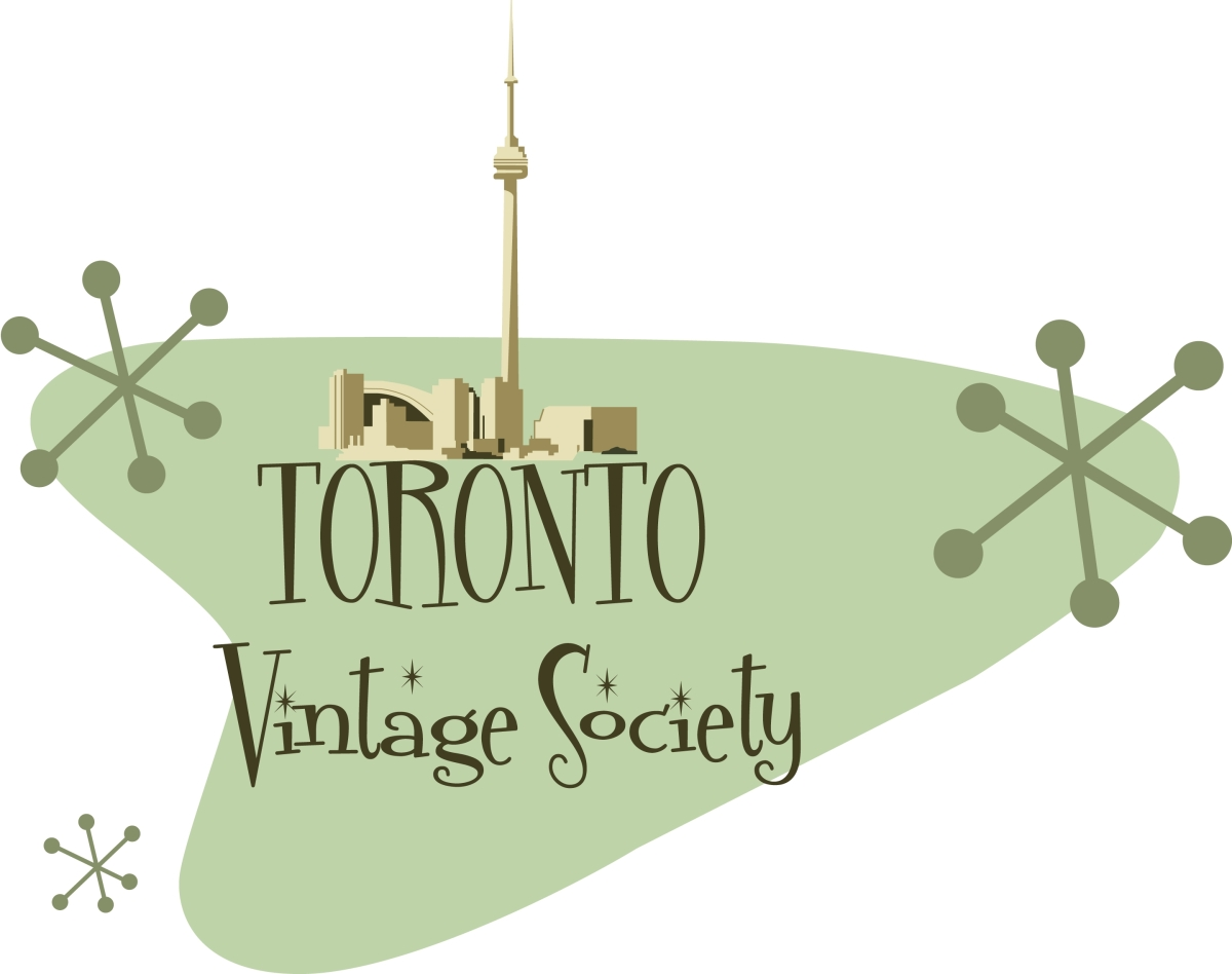 """Toronto Vintage Society: """"Looks"""" from 2013Events"""