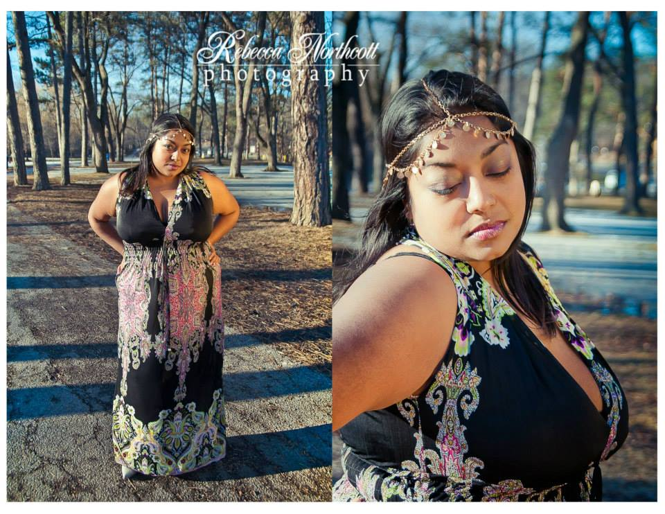 Spring Photo Shoot with RebeccaNorthcott