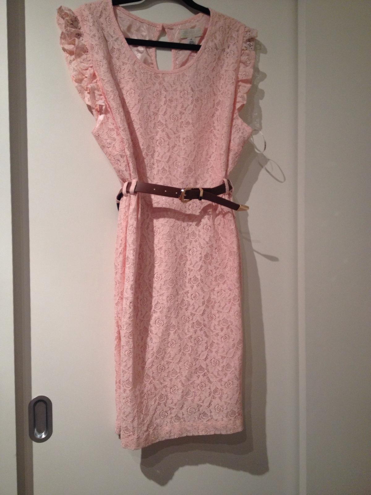 #OOTD: Pink BlushLace