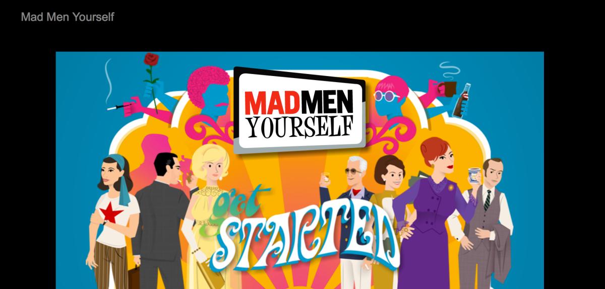 #TVS: Mad Men Season PremierParty