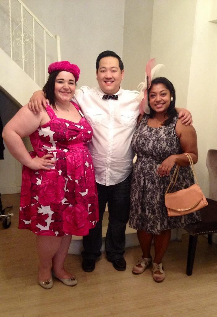 Tea Party at Your Big Sister'sCloset