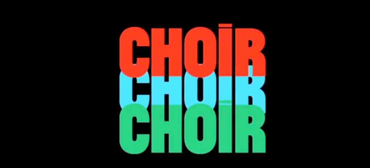 Choir! Choir! Choir!