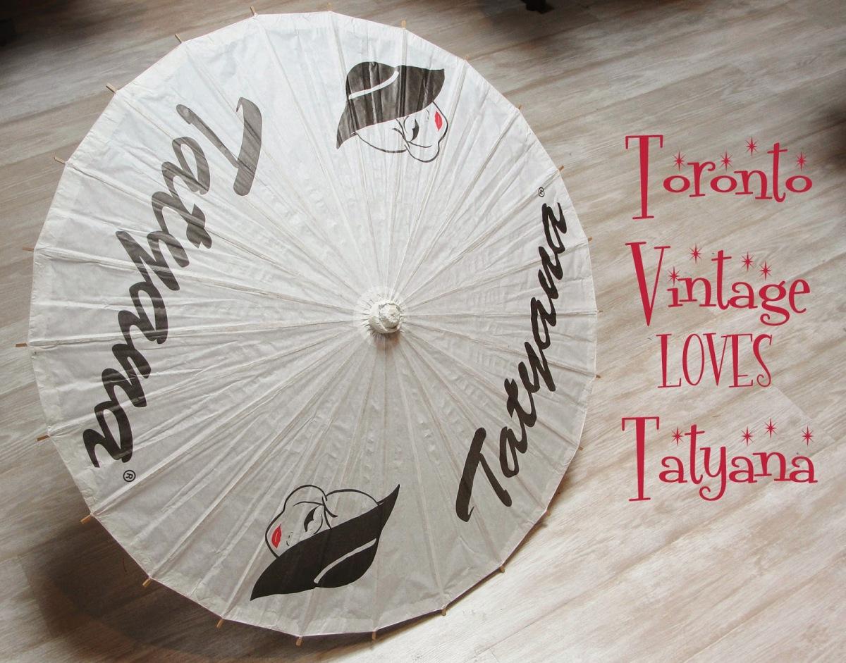 Pre-Opening Sneak Peek at Tatyana's new Boutique inToronto!!!