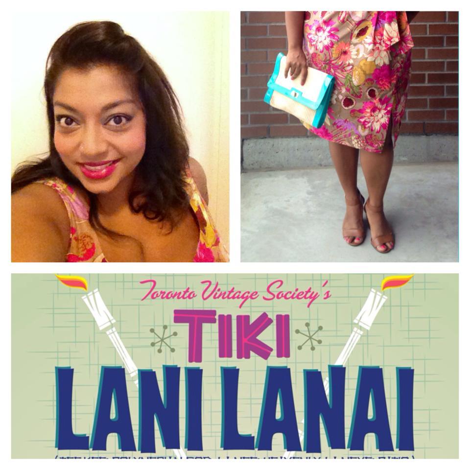 Tiki Lani Lanai with TVS andGinger