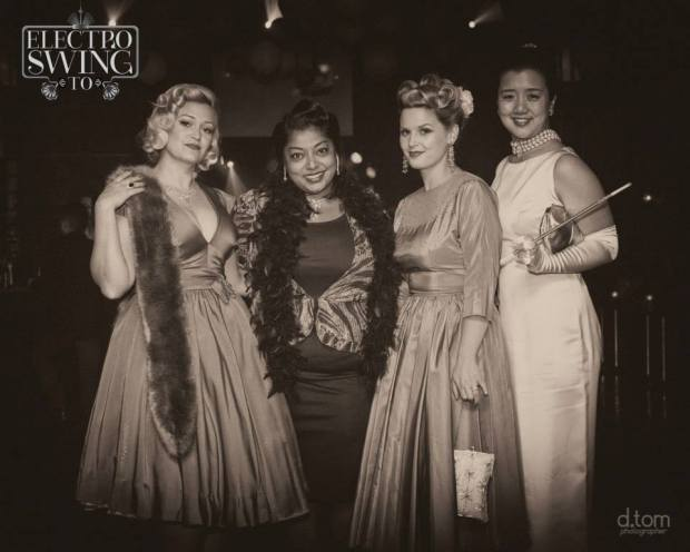 Electro Swing with Toronto Vintage Society