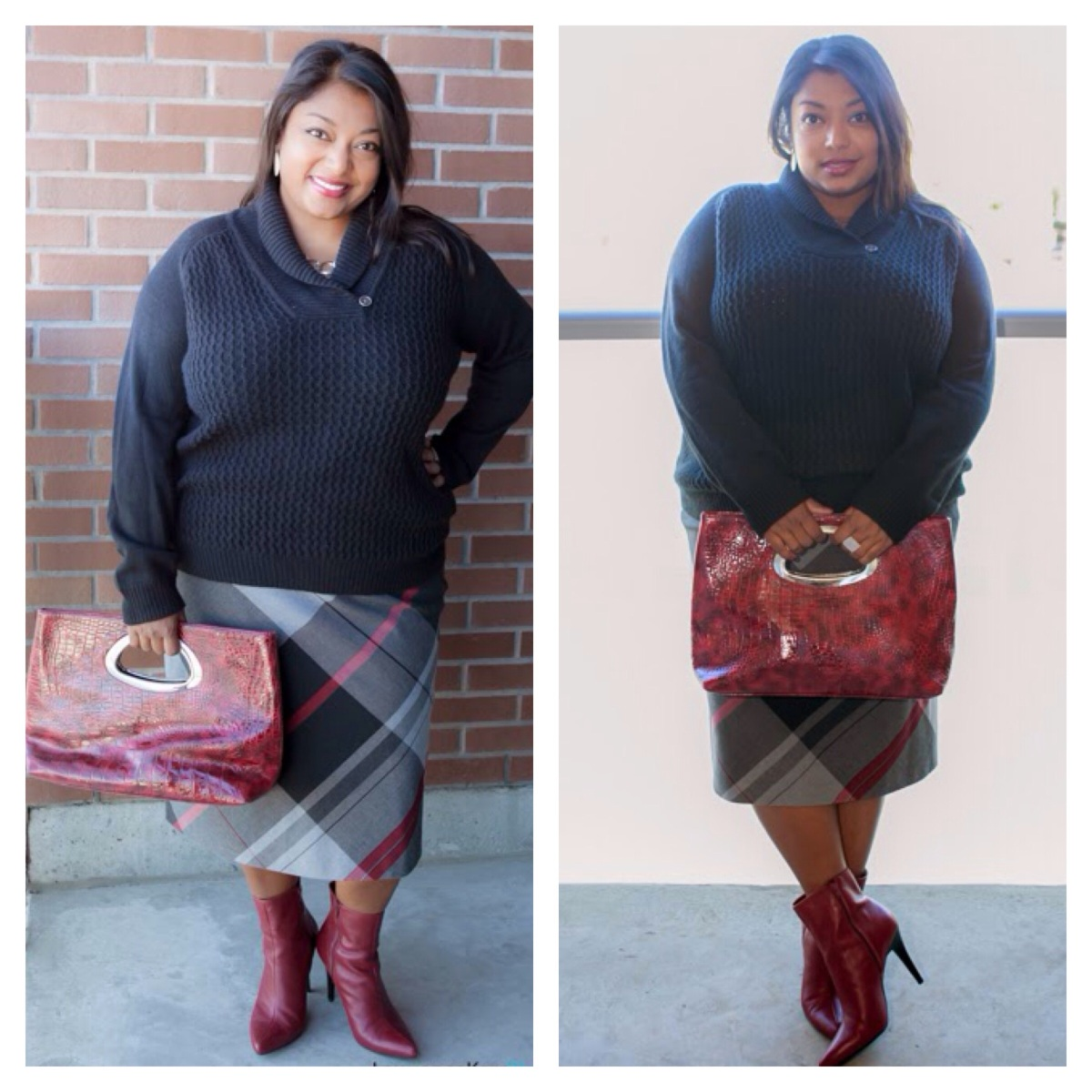 Fall Double Feature:  Mad for Plaid