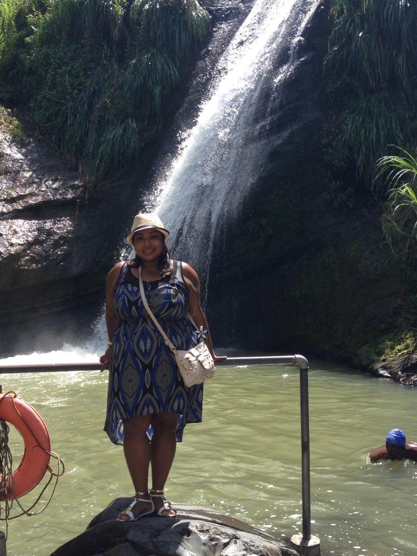 Concord Falls, Grenada