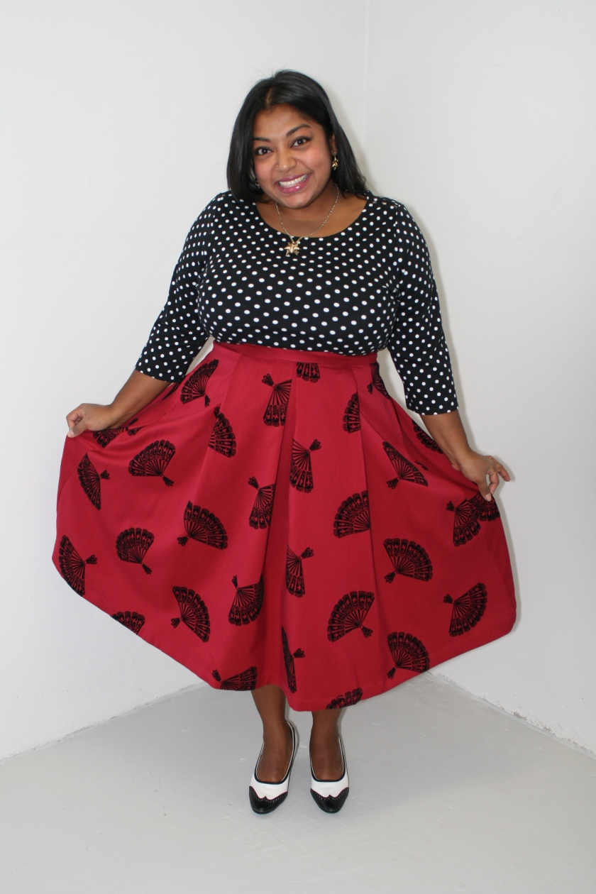 fanny skirt by Tatyana Boutique