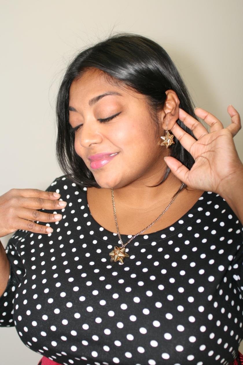 xmas earrings accessories