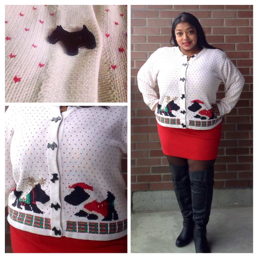 Holiday Happenings:  The Ugly Xmas SweaterParty