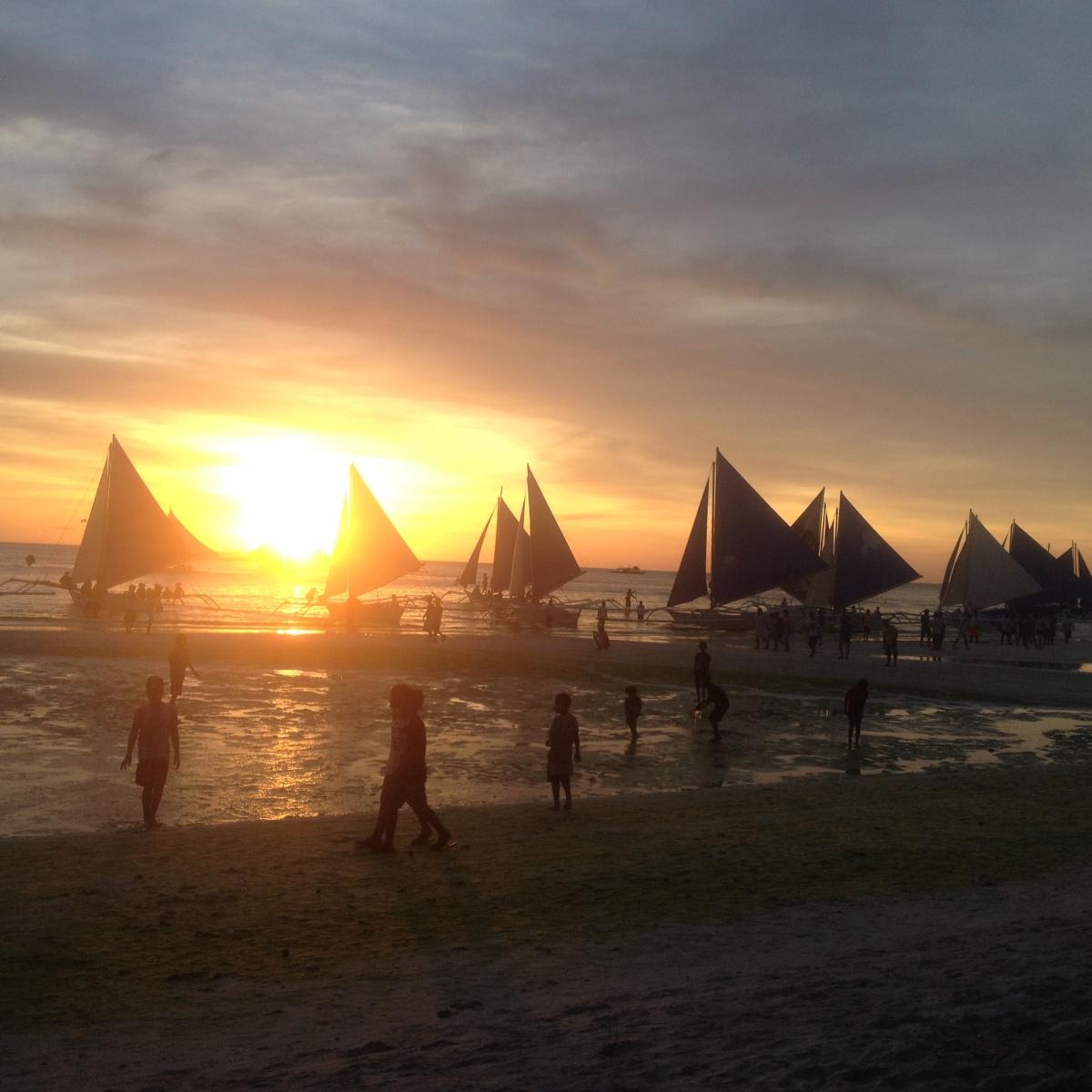 Asian Adventure: Boracay, Philippines – White SandBeach