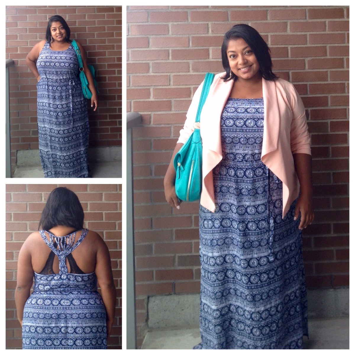 Maxi Dress to the Office?