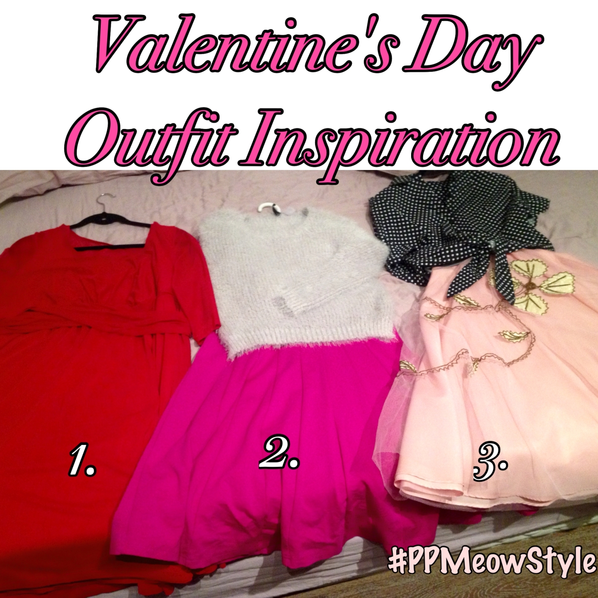 Valentines Outfit Inspirations