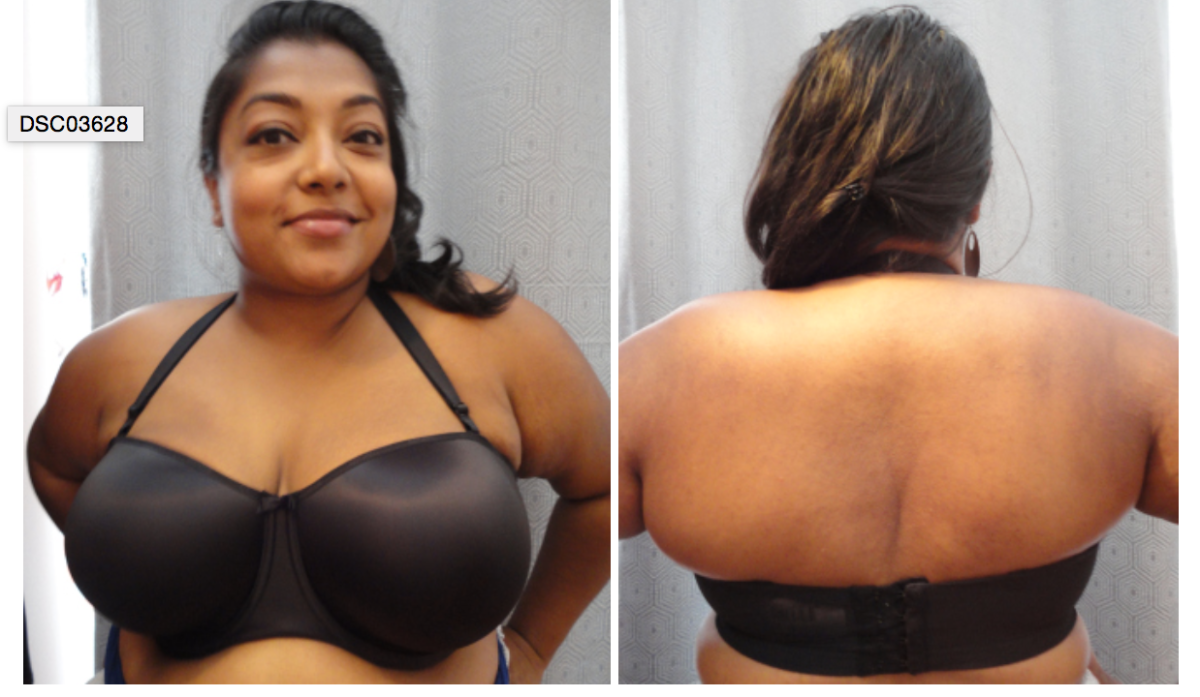 Summer Bra-blems Solved: Broad Lingerie [2/3]