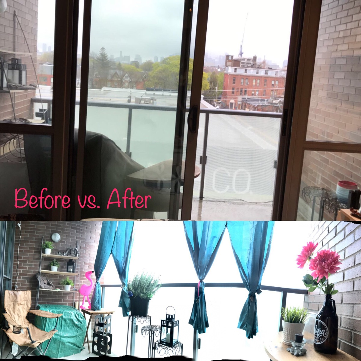 Operation: Balcony SummerReady