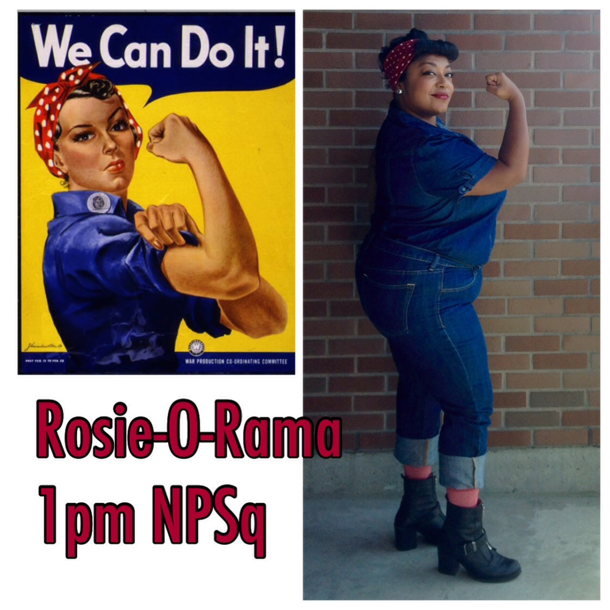 Rosie Rally!